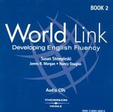 Livro - World Link Cd 2 (2) - 1st Ed - Cna - cengage audio visual