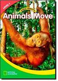 Livro - World Windows 1 - Animals Move