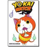 Livro - Yo-Kai Watch - Vol. 08 - Panini