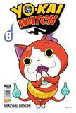 Livro - Yo-Kai Watch Vol. 08