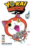 Livro - Yo-Kai Watch Vol. 10
