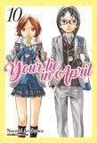 Livro - Your Lie In April Vol. 10