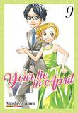 Livro - Your Lie In April - Volume 9