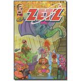 Livro - Zetz - Devir