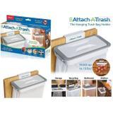 Lixeira de cozinha com tampa portatil para porta cesto suporte porta sacos de lixo - Faça  resolva