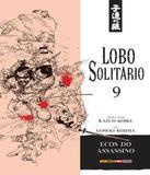 Lobo Solitario - Vol 09 - Panini livros