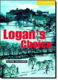 Logans choice - Cambridge university