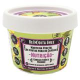 Lola Cosmetics Be(m)dita Ghee Abacaxi e Manteiga de Bacuri - Máscara de Nutrição