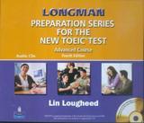 Longman preparation series for the new toeic test advanced cd - 4th edition - Pearson audio visual