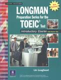Longman preparation series for the toeic test introduction course with answer key - 3rd edition - Pearson (importado)