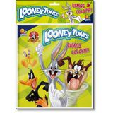 Looney Tunes - Col. Vamos colorir! - Kit Livro c/ lápis de cor - Todolivro