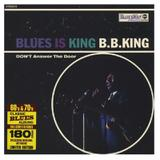 LP B.B. King - Blues Is King (Importado) - Outros