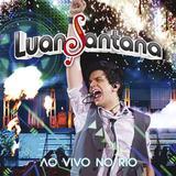 Luan Santana - Ao Vivo No Rio - CD - Som livre