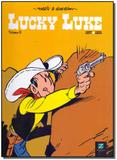 Lucky Luke - Vol.05 - Capa Dura - Zarabatana books