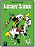Lucky luke - vol.4 - capa dura - Zarabatana books