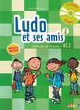 Ludo et ses amis 2 livre de leleve + cd audio - nouvelle edition - Didier/ hatier