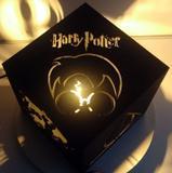 Luminária Cubo Harry Potter - Mundo das artes