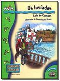 Lusiadas, os - col.reencontro infantil - 1 - Editora scipione