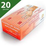 Luva De Procedimento G com pó (pack Com 20 Caixas.) - Descarpack
