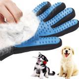Luva Escova Magnética Tira Pelos Dos Cães E Gatos - Mc