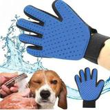 Luva Escova Nano Magnética Tira Pelos Dos Pets Cães E Gatos - Arkpet