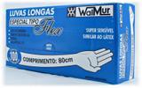 Luva Para Inseminação E Palpação Especial Flex 80cm Cx C/100 - Walmur