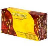 Luva para procedimento Não Cirúrgico sem pó P - LÁTEX Supermax Powder Free