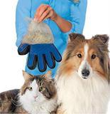 Luva Pente Nano Magnética Tira Pelos Pet Shop Cães Animais Para Escovar Cachorros e Gatos Beleza - Playshop eletronicos