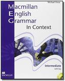 Macmillan english - grammar in context intermediam