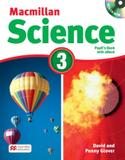 Macmillan science pupils book with ebook  cd-rom - 3 - 1st ed