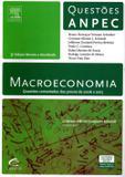 Macroeconomia - Série Questões Anpec - 5ª Ed. 2015 - Elsevier - campus