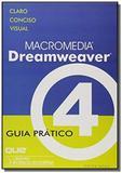 Macromedia dreamweaver - guia pratico - Ciencia moderna