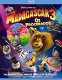 Madagascar 3 - os Procurados (Blu-Ray) - Paramount pictures