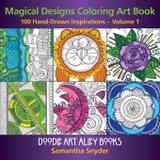 Magical Designs Coloring Art Book - Aka associates