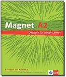 Magnet a2 kursbuch + audio cd - Klett international