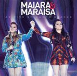 Maiara e Maraísa - Ao Vivo em Campo Grande - CD - Som livre