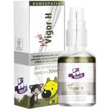 Mais Vigor H Homeopet Aumento Libido Cães Gatos Real H 30ml