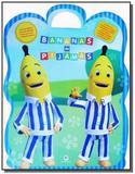 Maleta bananas de pijamas - Ciranda cultural