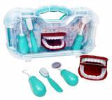 Maleta Kit Dentista Cuidando Do Dentinho  Paki Toys