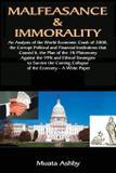 Malfeasance  immorality - Sema institute