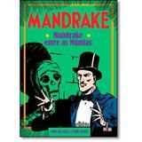 Mandrake: mandrake entre as mumias - vol.3 - capa - Ediouro