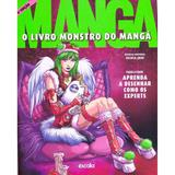 Mangá - O livro monstro do mangá - Escala