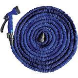 Mangueira Mágica Expansível Azul 15 Metros - VERDE - Magic hose