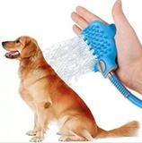 Mangueira Pet Massageadora Banho Animais Cachorro Gato Pet - Imports