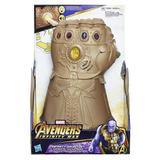 Manopla Eletrônica Thanos E1799 - Hasbro
