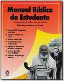 Manual biblico do estudante - Cpad