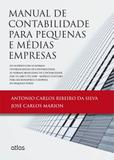 Manual de Contabilidade para Pequenas e Médias Empresas - Atlas