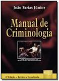 Manual de criminologia   encadernacao especial - Jurua