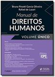 Manual de direitos humanos - volume unico - Editora juspodivm