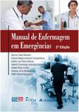 Manual de enfermagem em emergencia - Atheneu editora
